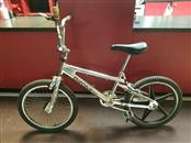 Ozone BMX Bicycle - Silver - Extreme Race Team